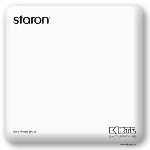 Staron Pure White SP016