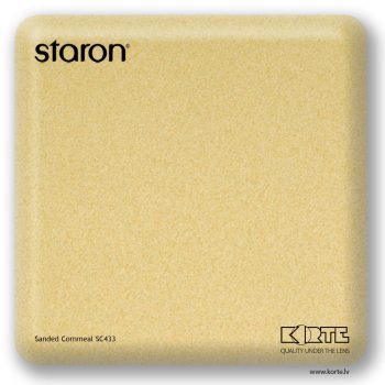 Staron Sanded Cornmeal SC433