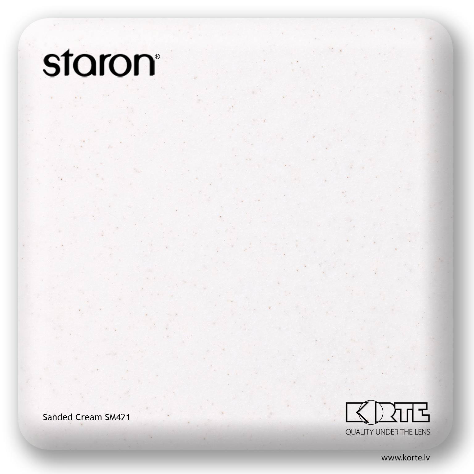 Staron Sanded Cream SM421