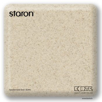 Staron Sanded Gold Dust SG441