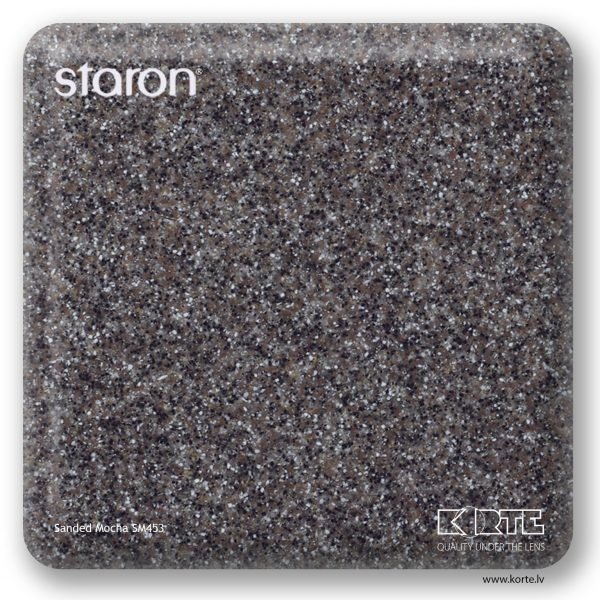 Staron Sanded Mocha SM453