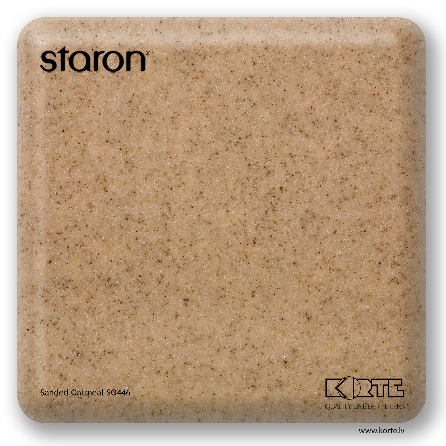 Staron Sanded Oatmeal SO446