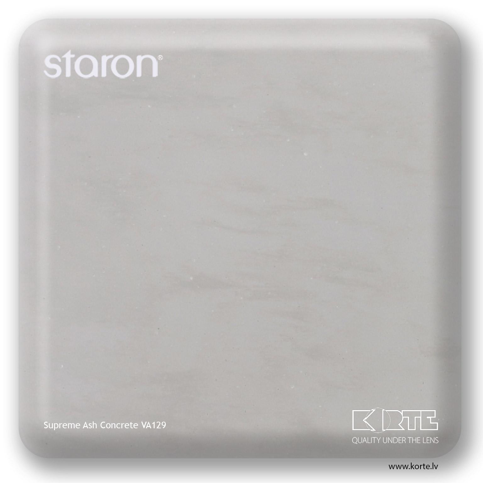 Staron Supreme Ash Concrete VA129