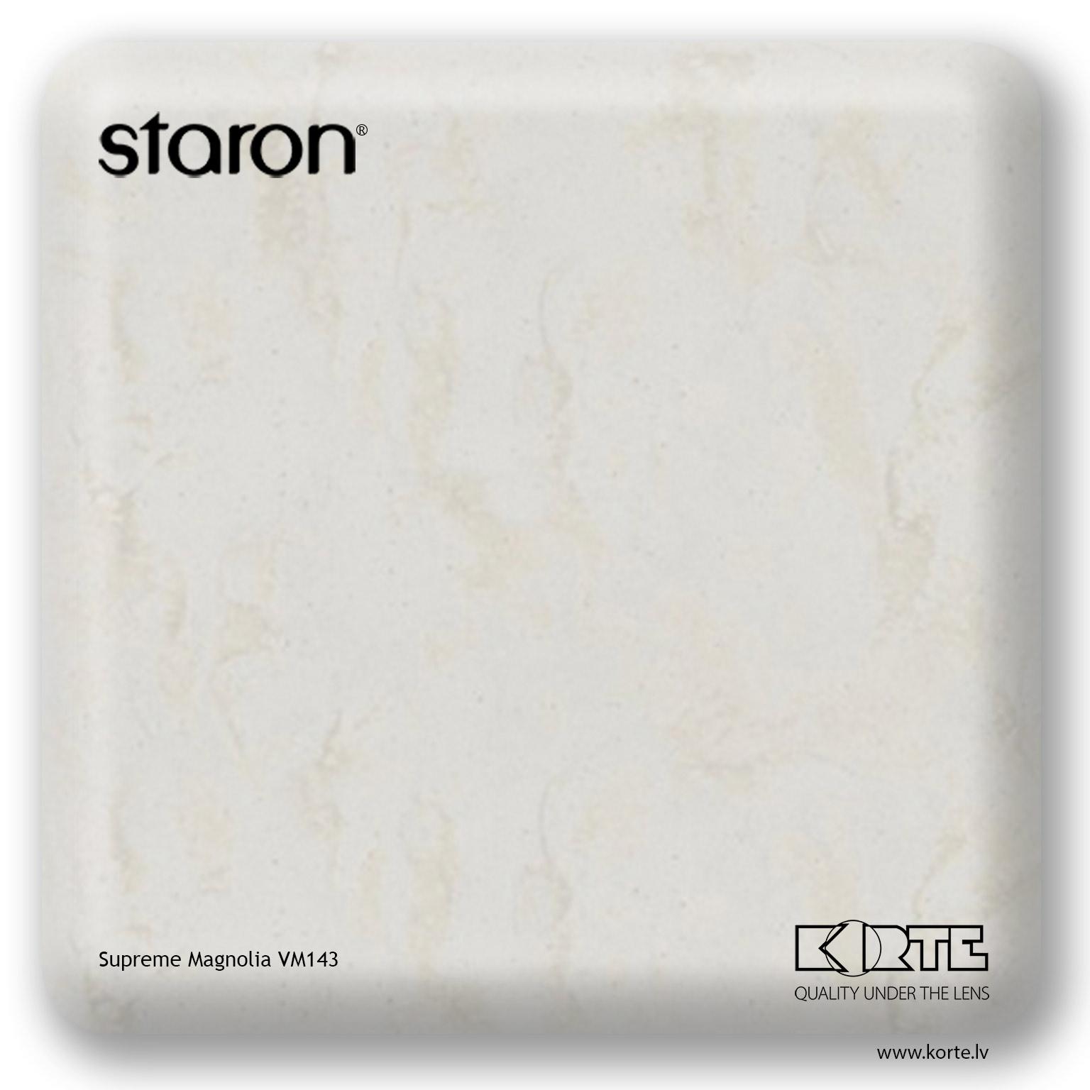 Staron Supreme Magnolia VM143