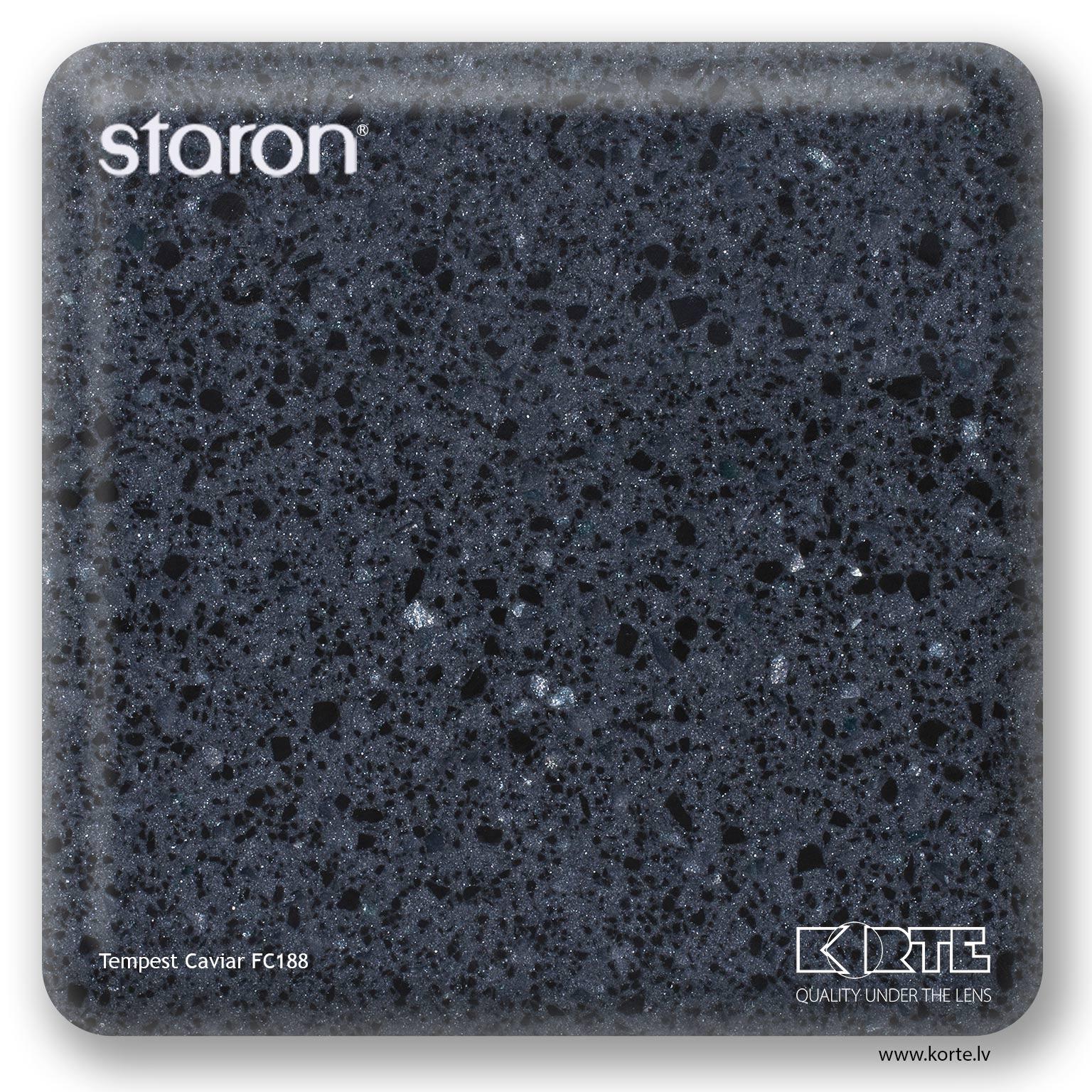 Staron Tempest Caviar FC188