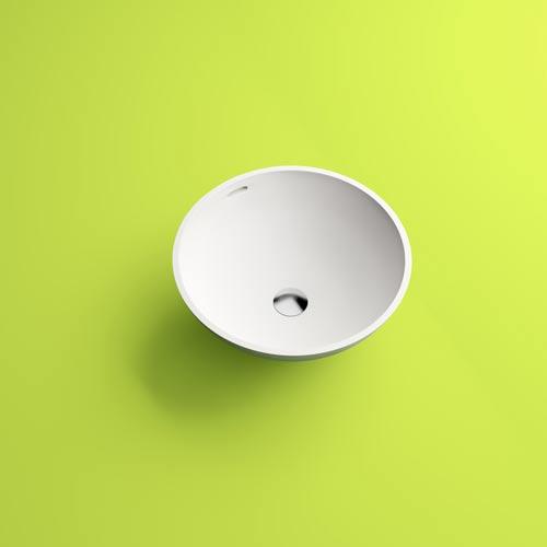 RO-40, R series bathroom sinks