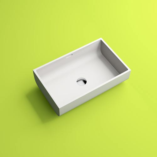 W sērijas vannasistabas izlietnes