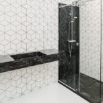 Vannasistabas virsma un dušas paliktnis