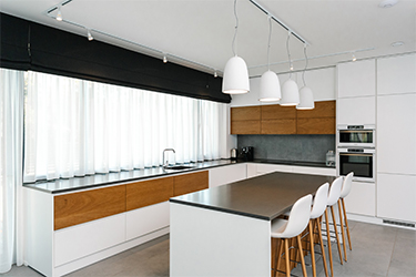 Virtuves virsmas