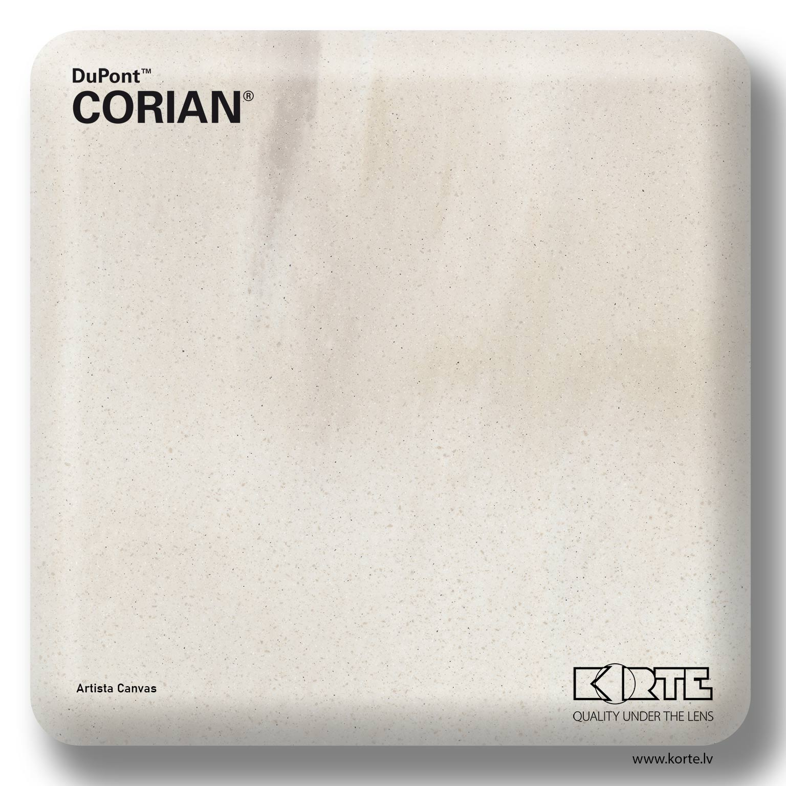 DuPont Corian Artista Canvas